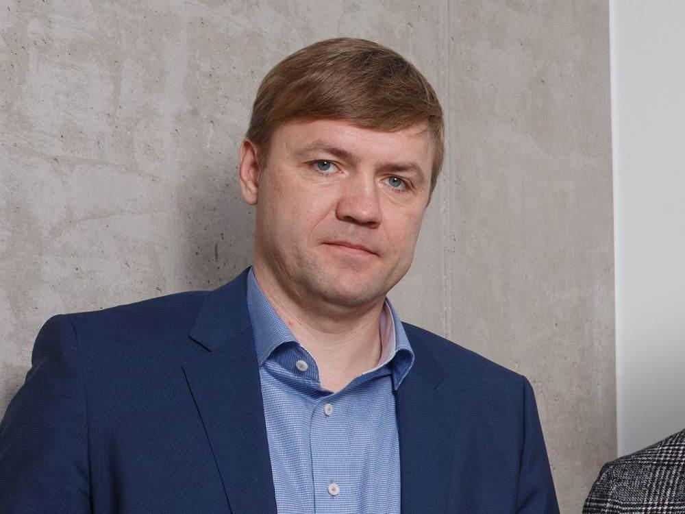 Tomy Saaron, Chairman of Hausers Ehitus