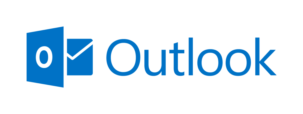 Logotipo de Outlook en Planyard