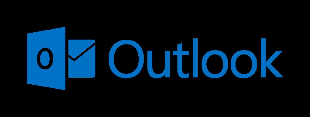 Outlook logo on Planyard