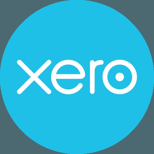 Xero logo on Planyard