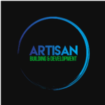 Artisan Building & Development logo on Planyard website