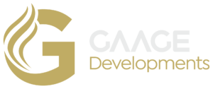 Gaage development logo on Fizure construction software website