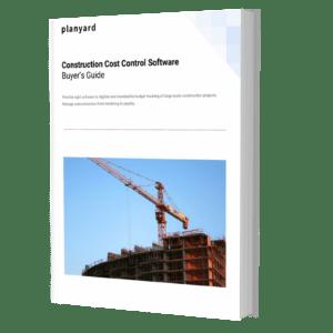 Construction Cost Control Ebook